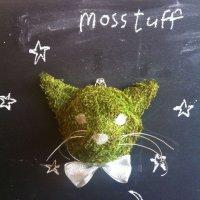 「mosstuff」モスタフ ねこ