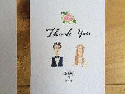 画像3: 「THANKS Card」サンクスカード100枚