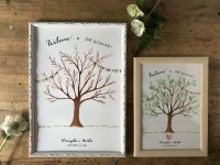 「Wedding Tree」ウェディングツリーA4サイズ